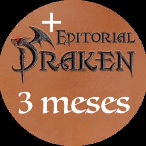 Membresía Draken Plus 3 meses